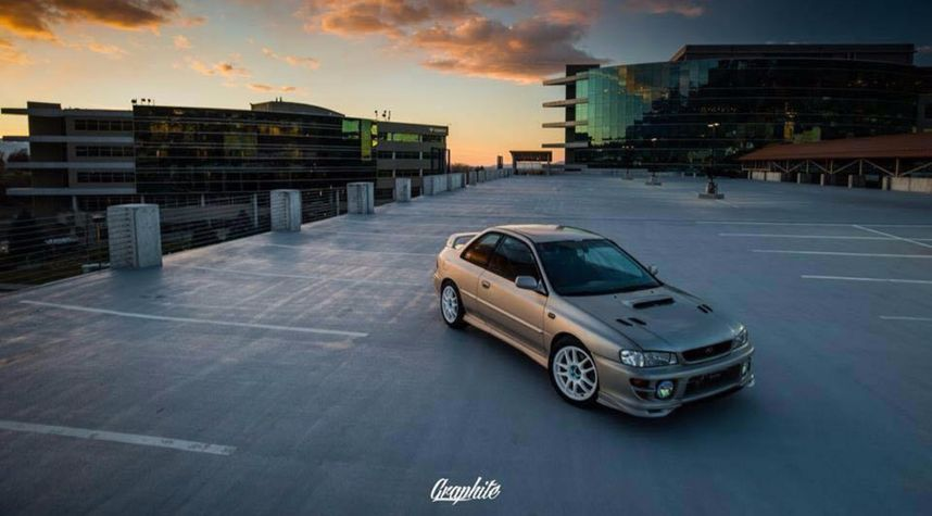 Main photo of Gregan Pace's 2001 Subaru Impreza