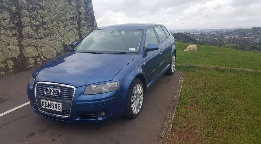 Main photo of Evan Jones's 2006 Audi A3