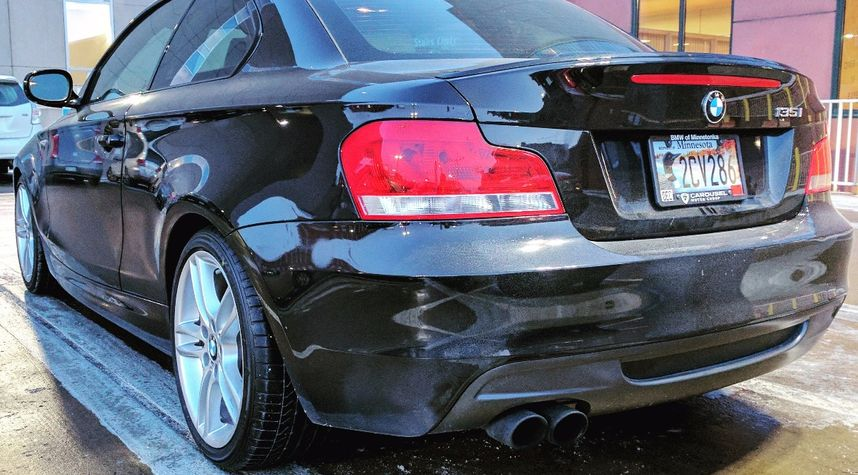 Main photo of Jared Olson's 2013 BMW 1 Series