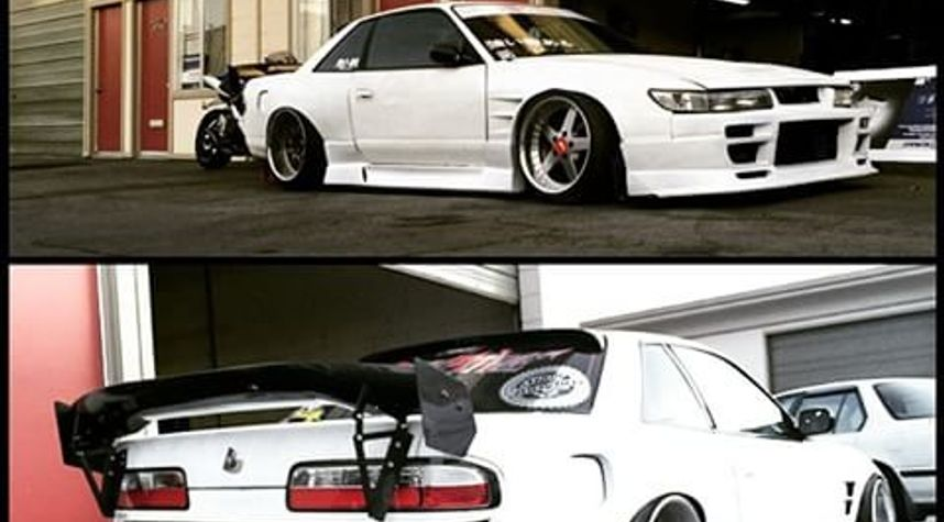 Main photo of Brandon Z Vargas's 1989 Nissan 240SX
