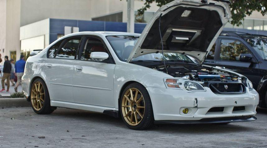 Main photo of Tony Hamre's 2005 Subaru Legacy