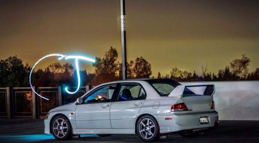 Main photo of CJ Rastian's 2003 Mitsubishi Lancer Evolution