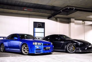 homepage tile photo for Which would you choose? R34 or R35   Personally I will always...