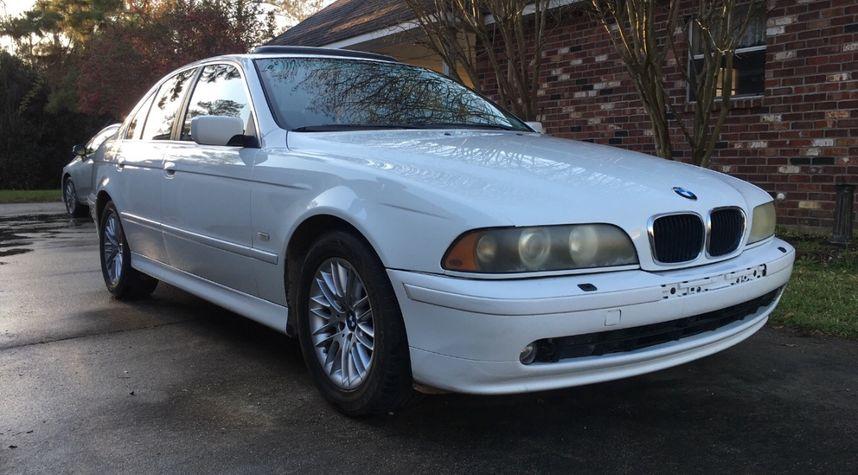 Main photo of Austin Aguillard's 2003 BMW 5 Series