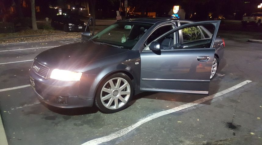 Main photo of Juan Muro's 2005 Audi A4