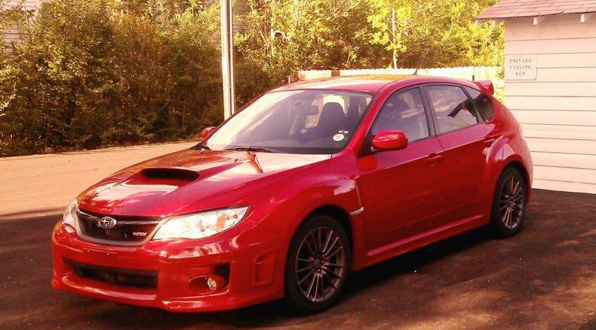 Main photo of Matt Adam's 2013 Subaru Impreza WRX