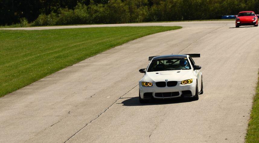 Main photo of Jack Orlan's 2009 BMW M3