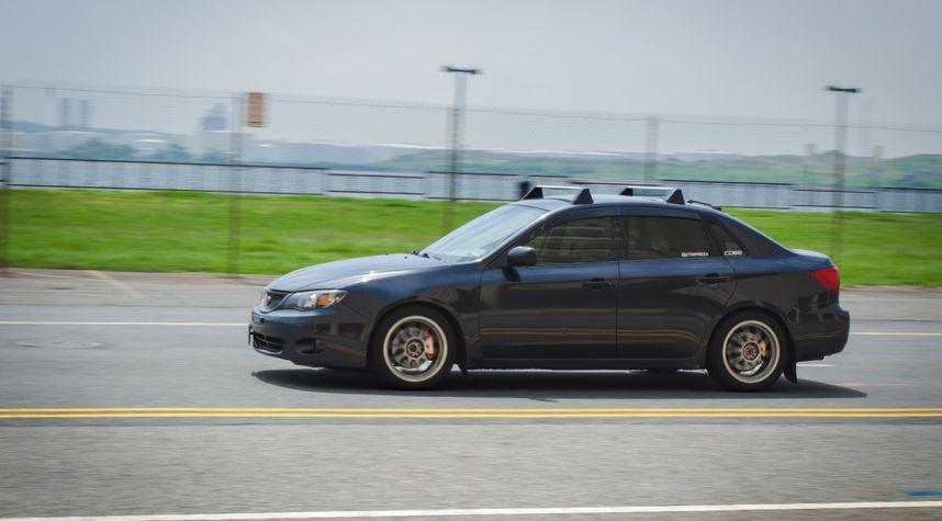 Main photo of Timothy R's 2008 Subaru Impreza