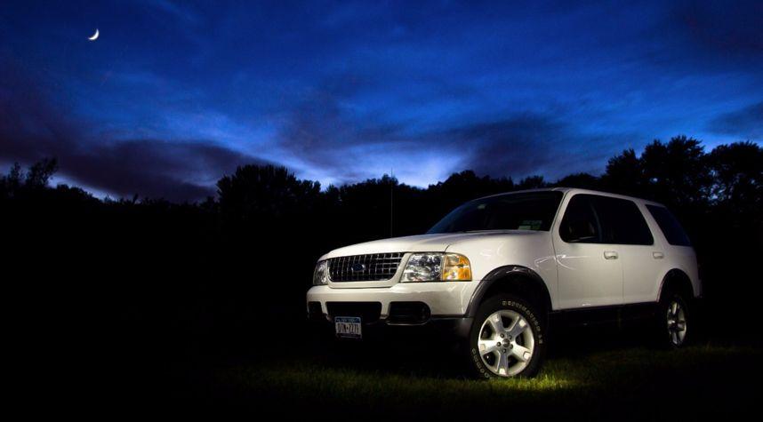 Main photo of Brandon Fiege's 2003 Ford Explorer