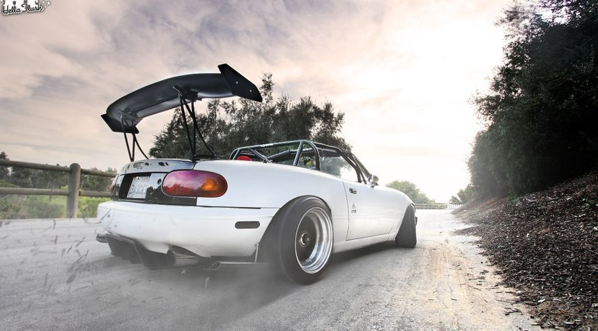 Main photo of Liam Evans's 1994 Mazda MX-5 Miata