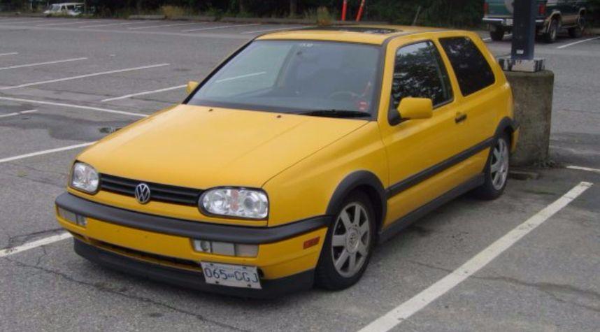 Main photo of Ian Hayashi's 1997 Volkswagen GTI