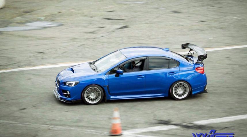 Main photo of Jay-R Enguillado's 2015 Subaru WRX