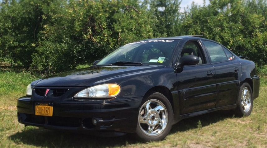 Main photo of Brandon Dayton's 2003 Pontiac Grand Am