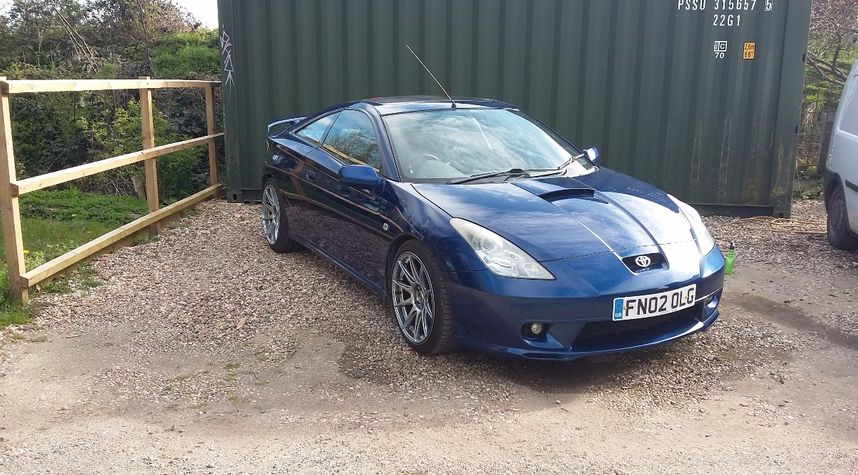 Main photo of Lewis Revill's 2002 Toyota Celica