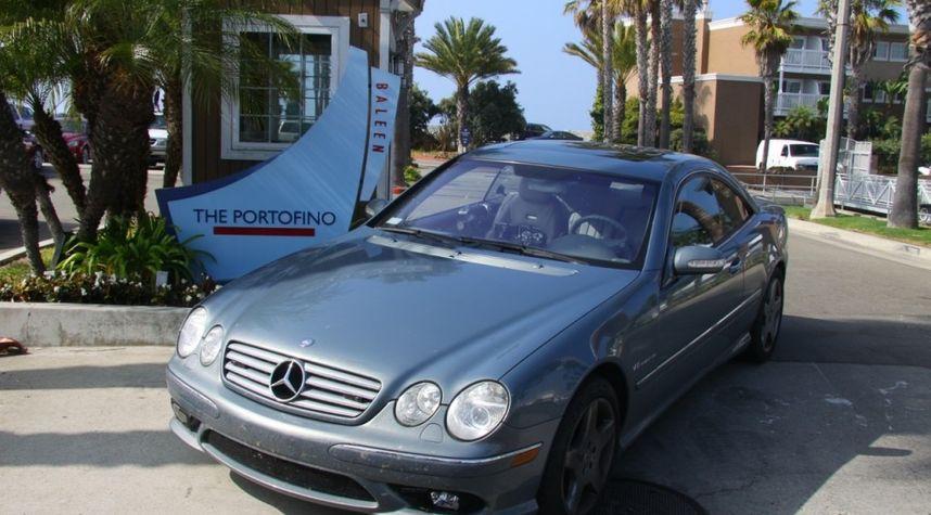 Main photo of Ed Bolian's 2004 Mercedes-Benz CL-Class