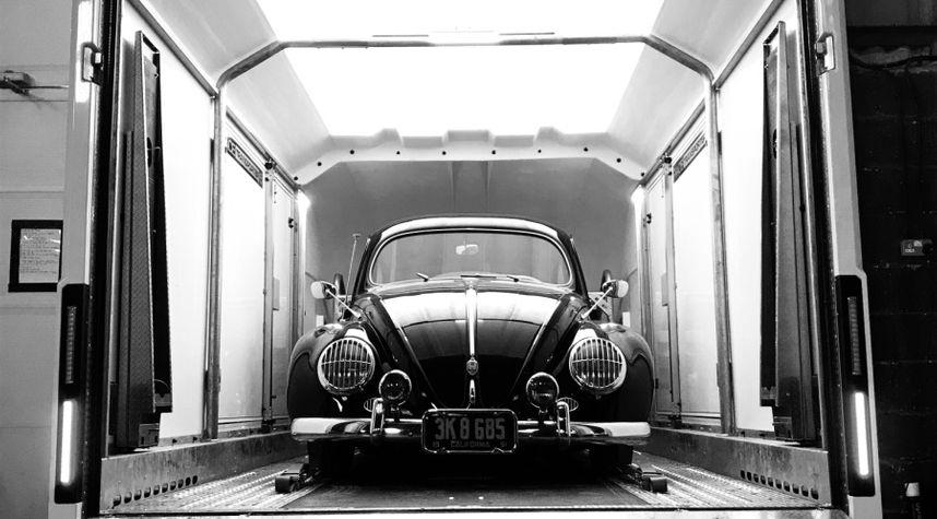 Main photo of Frank Cassidy's 1955 Volkswagen Beetle (Pre-1980)