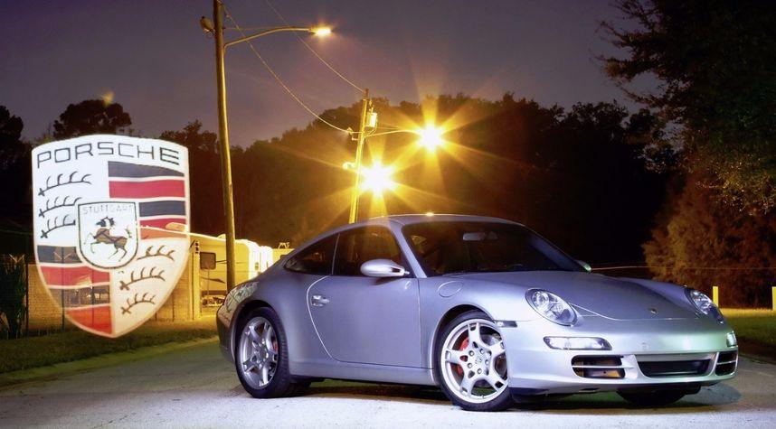 Main photo of Steve Scivally's 2008 Porsche 911