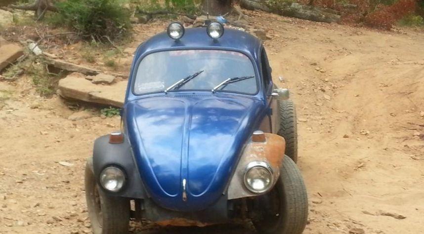 Main photo of Frodo Hudson's 1973 Volkswagen Beetle (Pre-1980)