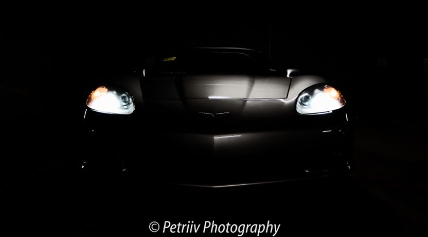 Main photo of Petri Vartiainen's 2008 Chevrolet Corvette
