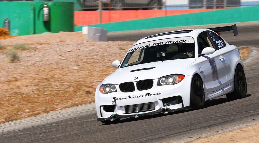 Main photo of Spencer Kimball's 2008 BMW 1 Series