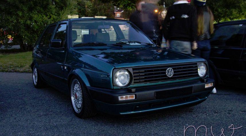 Main photo of John Hansson's 1991 Volkswagen Golf