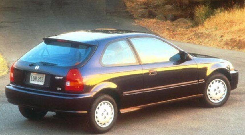 Main photo of Zac Groves's 1997 Honda Civic