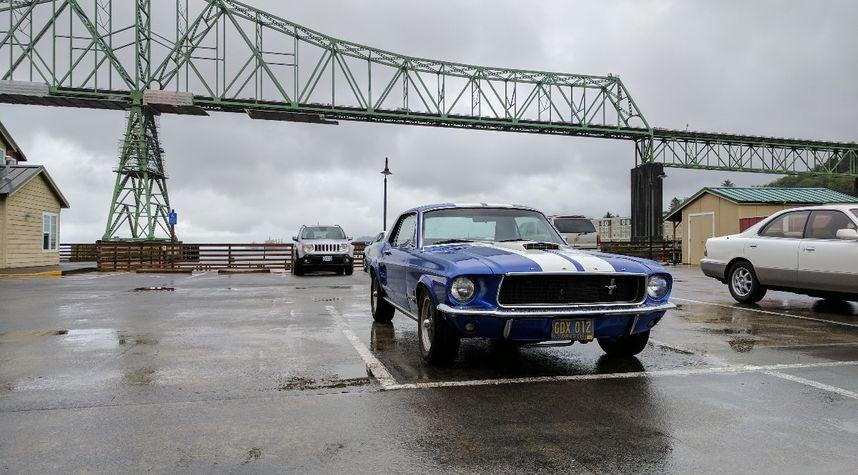 Main photo of Casper Lehner's 1967 Ford Mustang