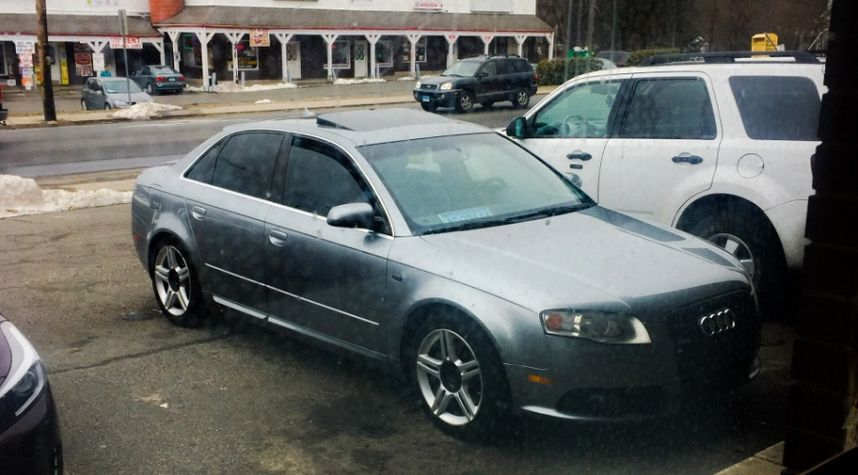 Main photo of Sean Gray's 2008 Audi A4