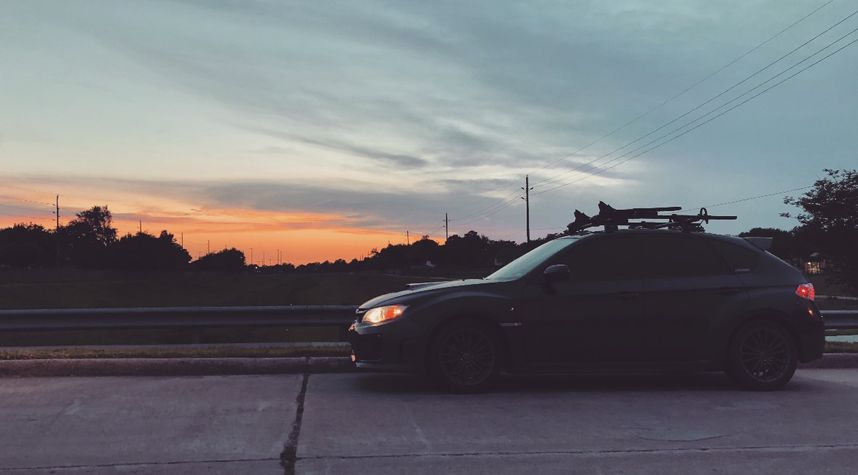 Main photo of Jonny Fletcher's 2014 Subaru Impreza WRX