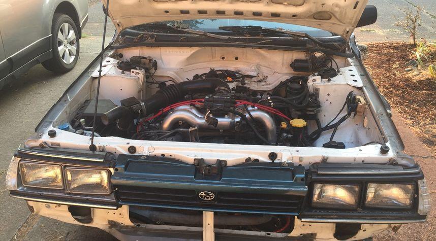 Main photo of Nar Fab's 1987 Subaru GL