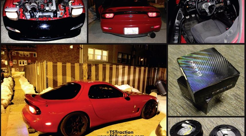 Main photo of Raymond Torres's 1993 Mazda RX-7