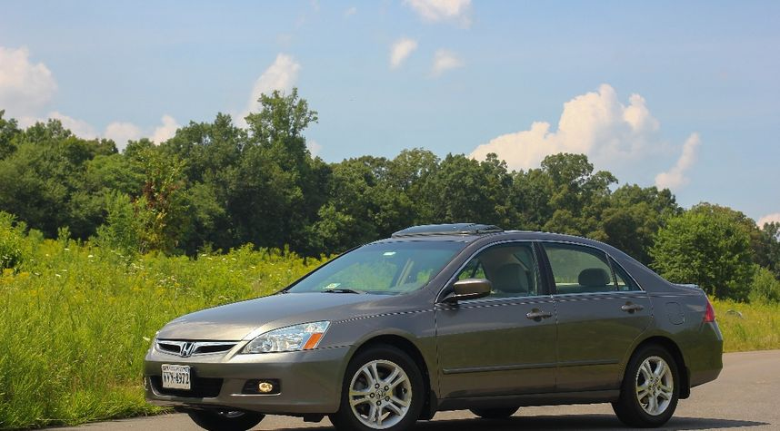 Main photo of Brian Nusbaum's 2006 Honda Accord