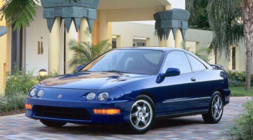 Main photo of Malik Mitchell's 2000 Acura Integra