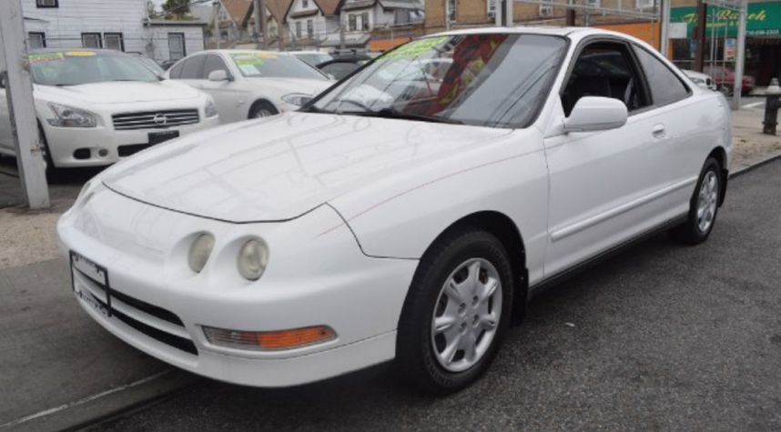 Main photo of egghead copilot's 1997 Acura Integra