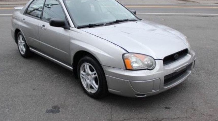 Main photo of Stephanie Pichardo's 2005 Subaru Impreza