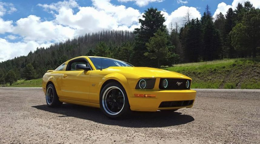 Main photo of Jeff S.'s 2006 Ford Mustang