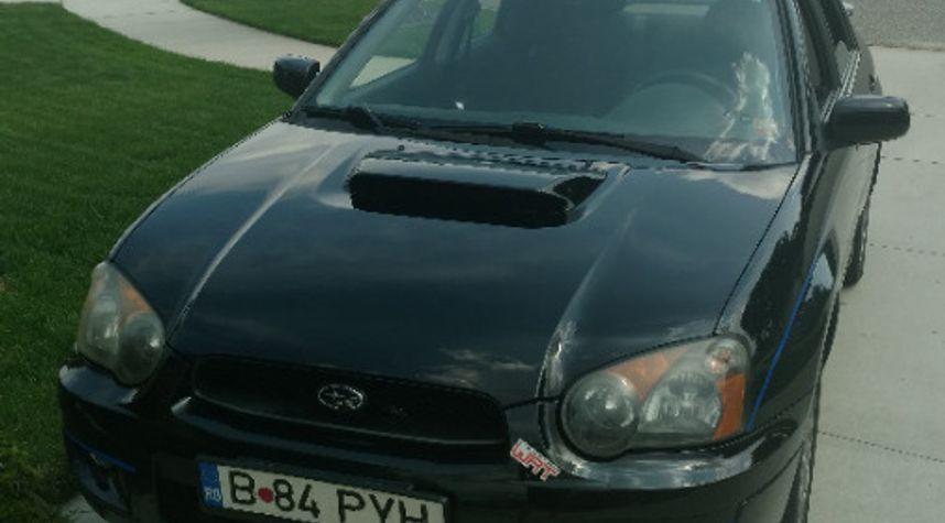 Main photo of Pete Todea's 2005 Subaru Impreza WRX