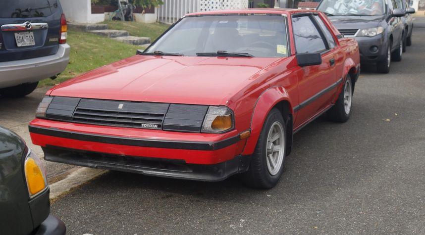 Main photo of Luis Rosado's 1985 Toyota Celica