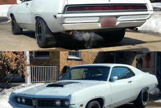 homepage tile photo for What do you guys think of my built 429 swapped 1971 Ford Torino...