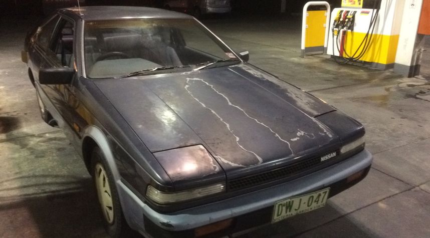 Main photo of Jayden Brookes's 1984 Nissan 200SX