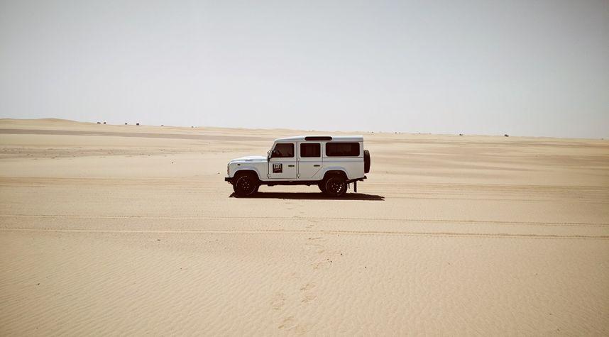 Main photo of Khalid AlQasimi's 2015 Land Rover Defender