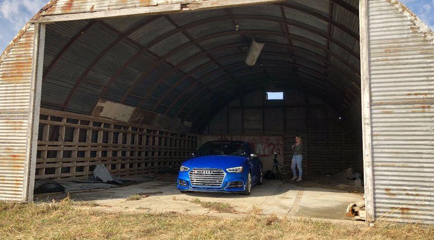 Main photo of Brandon Shimkus's 2017 Audi S3