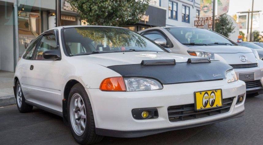 Main photo of Scott Tashiro's 1994 Honda Civic