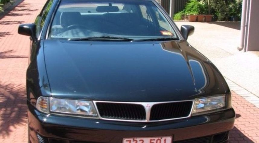 Main photo of Haldon Kirkhouse-Smith's 1998 Mitsubishi Magna
