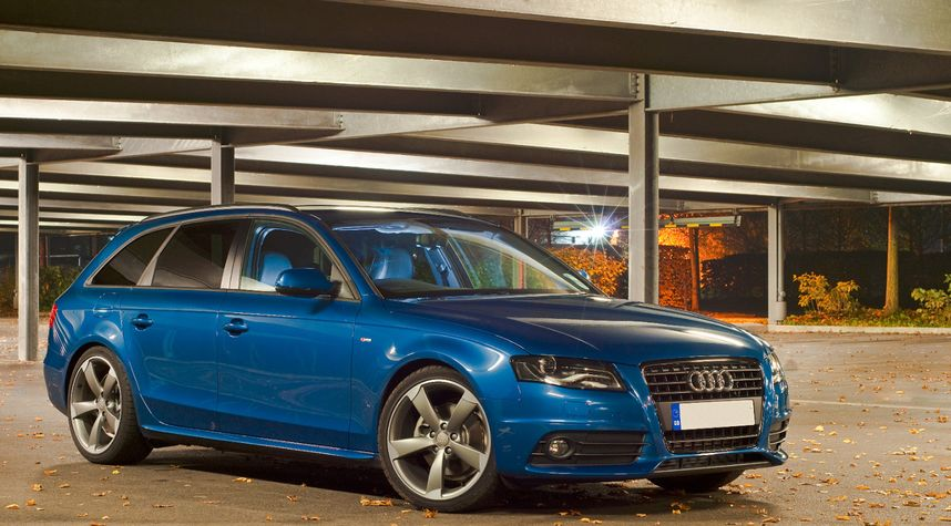 Main photo of Spencer Tidd's 2011 Audi A4
