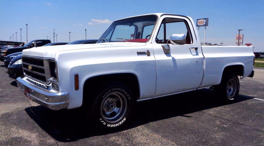 Main photo of Taz Patterson's 1978 Chevrolet Pickup