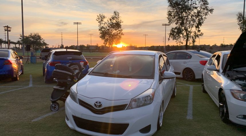 Main photo of Romario Avila's 2014 Toyota Yaris
