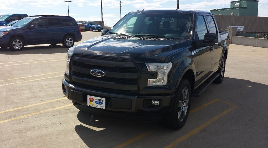 Main photo of Adam Ressler's 2015 Ford F-150