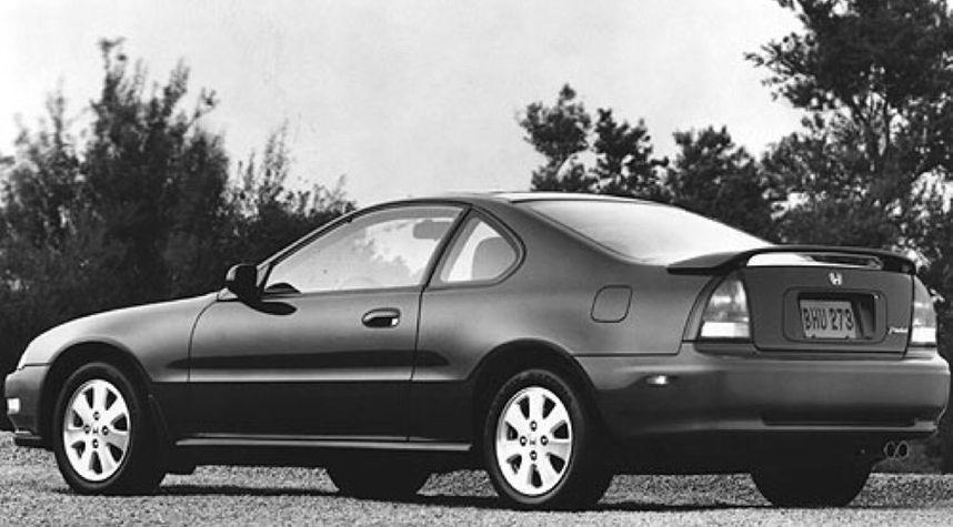 Main photo of Tylor Tucker's 1992 Honda Prelude