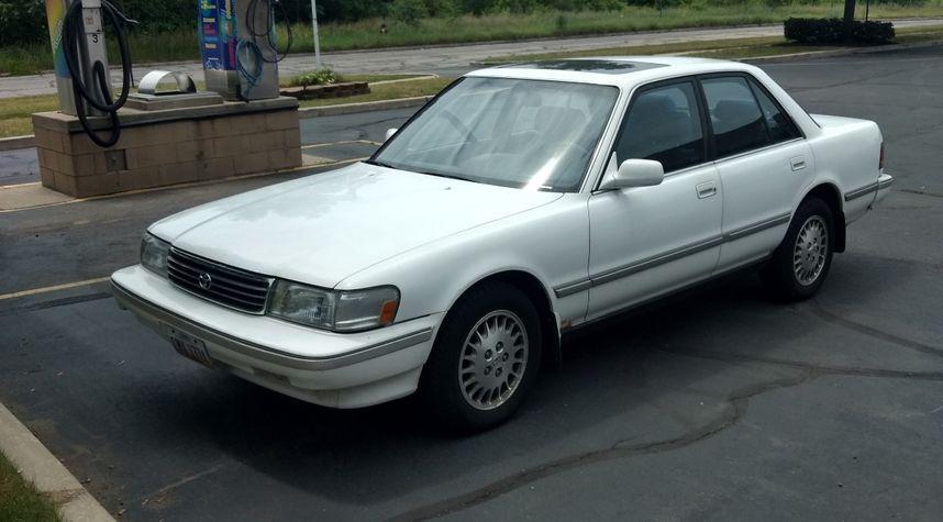 Main photo of Lou Bonanni's 1991 Toyota Cressida